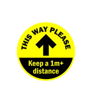 This Way Please - Keep 1m
