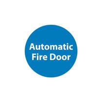Automatic Fire Door