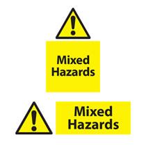 Mixed Hazards Sign