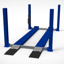 Riser Ramps for 4 Post Lifts
