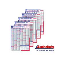 Autodata Wall Charts