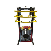 Air Operated Coil Spring Compressors
