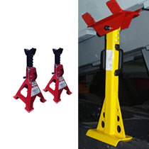 Axle Stands & Chassis Props