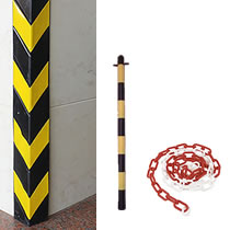 Safety Barriers, Cages & Guards