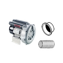 Leister Process Blowers