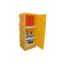 Lockable Bunded Polyethylene Cabinets