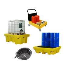 Barrel, Drum & IBC Storage Bunds