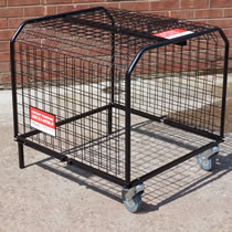 Space Heater & Gas Bottle Mesh Cages