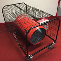 Space Heater Safety Cages