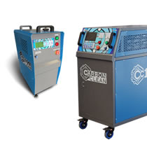 Carbon Cleaning Machines