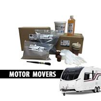 Caravan Motor Mover Regritting Kits