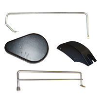 Zippo Vehicle Lift Replacement Covers, Toe Traps, Arm Locks and Safety Components