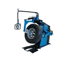 Commercial Vehicle and Heavy Plant Tyre Changers
