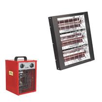 Electric Workshop Heaters