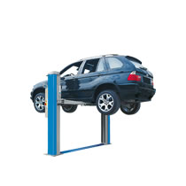 Electro Mechanical 2 Post Vehicle Lifts