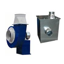 Exhaust Extraction Fans & Acoustic Enclosures