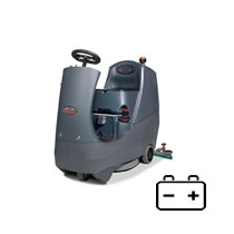Floor Scrubbers Battery Operated