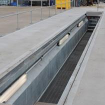 Prefabricated Wash Pits