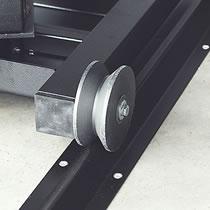 Fixed Rail Headlight Tester Parts