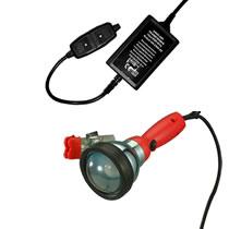 230v Mains Handlamps & Transformers
