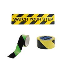 Hazard & Safety Tape