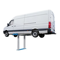 In-Ground Vehicle Lifts
