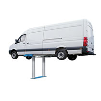 In Ground Car & Van Lifts