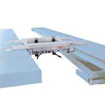 Jacking Beams for Commercial Vehicle Scissor Lifts
