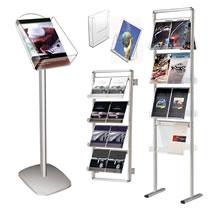 Leaflet & Brochure Stands