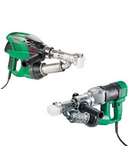 Leister Extrusion Welders