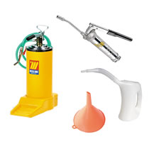 Lubricant Dispensers & Measures