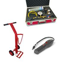 Air Con Leak Detection Tools