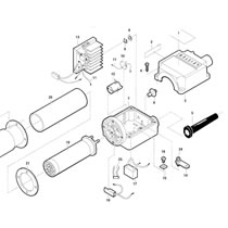 Leister LE Tools & Blowers Replacement Parts