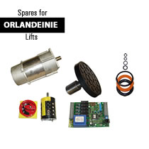 Orlandeinie Vehicle Lift Replacement Parts and Spares