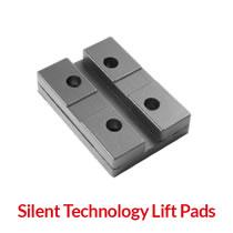 Silent Technology Lift Pads