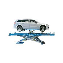 Long Platform Scissor Lift for Wheel Alignnment