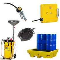 Oil Storage & Lubrication