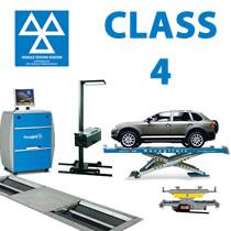 DVSA Compliant Car & LCV MOT Class 4 Equipment