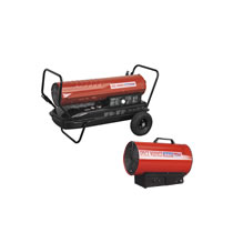 Space Heaters & Warmers
