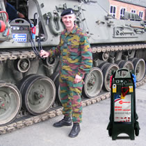 NATO Approved Battery Booster Packs