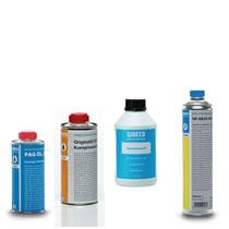 Air Con Oils, Dyes & Tracer Fluids