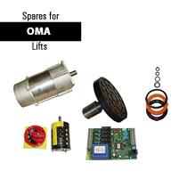 OMA Vehicle Lift Spare Parts