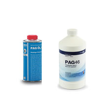 R134a PAG Oils