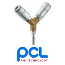 PCL Twin Air Couplings
