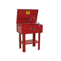 Air Operated Parts Washers