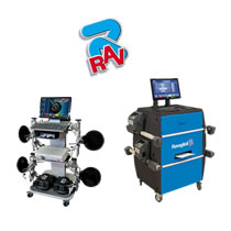 Computerised Wheel Alignment Systems