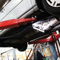 Inspection Pit & Vehicle Lift Lighting