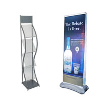 Point of Sale & Exhibition Signs
