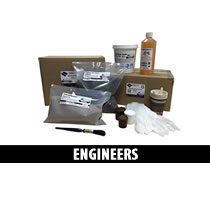 Engineers Regritting Kits