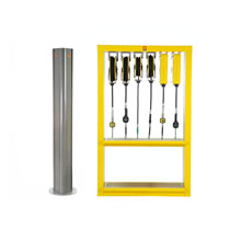 Oil & Air Reel Posts & Cabinets
